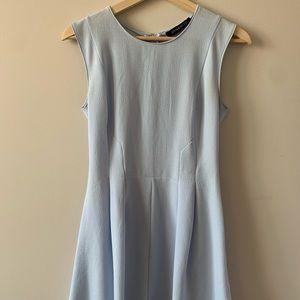 Baby blue summer dress